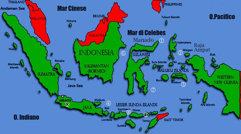 mappa_indonesia
